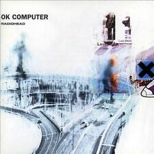 Radiohead Rock Reissue LP Vinyl Records