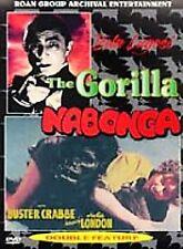 Horror Classics - Gorilla/Nabonga (DVD, 1999)