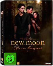 2 DVDs * TWILIGHT NEW MOON - BISS ZUR MITTAGSSTUNDE  |  FAN-EDITION # NEU OVP $