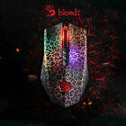 Bloody Gaming Mouse A70 4000DPI USB E-Sport Wired Mouse Optical Colorful Mice