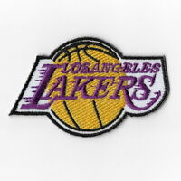 Los Angeles Lakers III iron on patch embroidered patches applique