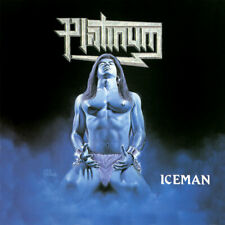 PLATINUM ? Iceman (NEW*LIM.500 US METAL ?90*BANSHEE*HITTMAN*6 BONUS)