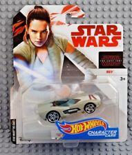 Hot Wheels Character Cars Star Wars Rey  in 1:64 Neu & OVP