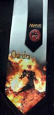 L@@K! Chandra the Firebrand Neck Tie - Magic The Gathering Neck Tie - MTG