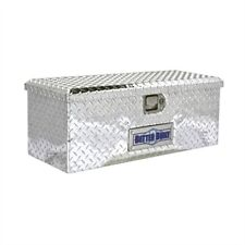 Better Built 67011387 ATV Tool Box Aluminum Diamond Plate 30'' long 12'' wide