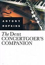 Good, Concert-goer's Companion, Hopkins, Antony, Book