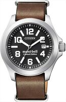 CITIZEN PROMASTER BN0121-00E mont-bell LIMITED EDITION JAPAN from JAPAN F/S NEW
