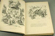 VOYAGE OU IL VOUS PLAIRA Musset Stahl Tony Johanot 1843 Hetzel EO Livre ancien