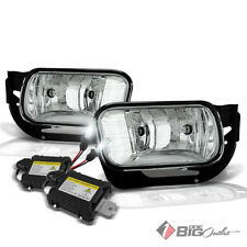 For 10-17 Ram 2500/3500, 09-12 1500, Replacement Fog Lights + Xenon HID Kit