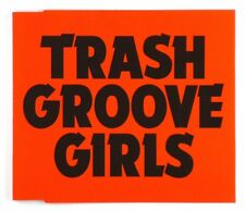 Maxi CD - Trash Groove Girls - Wild Love - A6107 - RAR