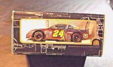 1997 NASCAR 50TH ANNIVERSARY JEFF GORDON  DUPONT CHROMALUSION CAR  BROOKFIELD
