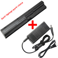 PR06 633805-001 Battery for HP Probook 4530s 4330s 4430s 4440S 4540S Charger