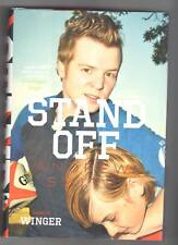 Stand-off by Andrew Smith (2015, Hardcover) First Edition