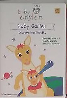 Baby Einstein Baby Galileo Discovering the Sky DVD Region 1
