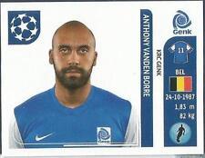 PANINI UEFA CHAMPIONS LEAGUE 2011-12- #332-GENK-ANTHONY VANDEN BORRE