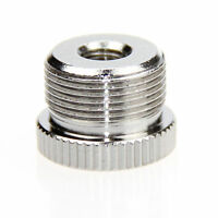 """CAMVATE 5/8"""" Male to 1/4""""-20 Female Threaded Screw Adapter For DSLR Microphone"""