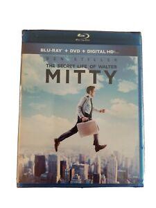 The Secret Life Of Walter MITTY Brand New Blu-Ray + DVD + Digital HD