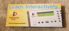 Interwrite Prs Personal Response System Gtco CalComp Clicker Learn Interactively