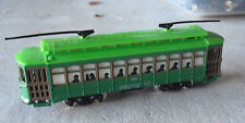 Vintage 1980s HO Scale Desire St 463 Trolley Car #2