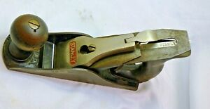 Vintage Stanley Bailey No 3 Smooth Woodworking Plane