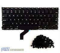 """100% NEW Apple MacBook Pro Retina A1425 13"""" US Keyboard 2012 2013 W(Screws)"""