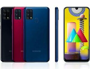 Samsung Galaxy M31 SM-M315F/DS 128GB 6GB Dual SIM Unlocked GSM Global Model