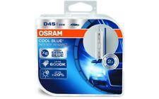 OSRAM Lámpara faro principal Xenón-Xenarc Cool Blue D4S 2 unidades 66440C