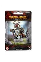 Belegar Ironhammer Warden King Blister Warhammer AOS Age of Sigmar NIB