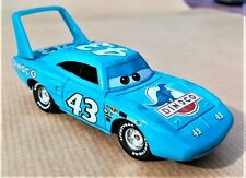 Disney Pixar Cars THE KING # 43 PISTON CUP Nuovo Sfuso e Perfetto !