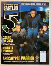 Babylon 5 The Official Monthly Magazine January 1999 Vol2 No 6 Michael O'Hare