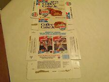 Drake's Coffee Cake Jr. Baseball Trading Cards (Hernandez, McGwire)