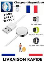 Chargeur magnétique USB câble Dock Pour Apple Watch série 6/5/4/3/2/1