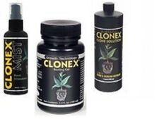 Clonex Hydro Galaxy Rooting Gel, Mist, and Clone Solution Bundle