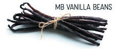 5 Grade B Madagascar Vanilla Beans