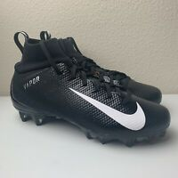 Nike Untouchable Pro 3 Football Black White Vapor Carbon (AO3021-010) Sz 8.5 NEW