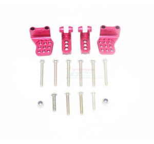 New 1:10 Aluminum Alloy Front&Rear Damper Mount Adjustable for TRAXXAS TRX-4 RC