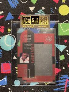 1997 Upper Deck UD3 Star Focus Card #31 Dennis Rodman Chicago Bulls PCG 5.5
