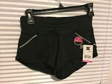 DC Shoes Womens Black Shorts Size XS New with tags