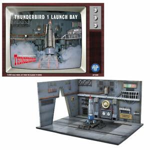 Adventures In Plastic Thunderbird 1 Launch Bay 1:350 Plastic Model Kit