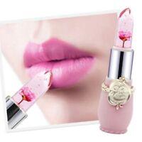 Magic Moisturizer Flower Lipstick Color Jelly Transparent Lip Temperature Change