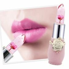 Original Magic Flower Lipstick Color Jelly Transparent  Lip Temperature Change