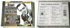 Benny Goodman Orchestra The Jazz COLLECTOR EDITION... CD OVP/NUOVO