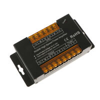 RGBW High Speed Amplifier LED Strip Light Dimmer Signal Repeater DC5-24V 32A