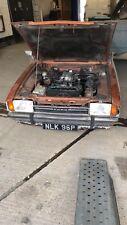 Ford Capri 3.0 Ghia 1976 MK2 (factory manual)