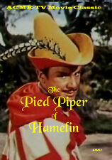 The Pied Piper of Hamelin - 1957- DVD: 0/All Fantasy, Fairy Tales, Full Screen