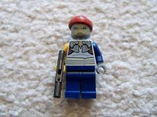 LEGO Star Wars Clone Wars - Pirate Shahan Alama Minifig with Weapon - From 8128