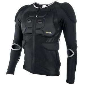 O'Neal Protektor Jacke BP Schwarz Motocross Downhill Enduro Oberkörper Schutz MX