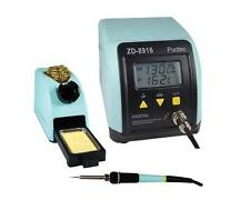ZD-8916 Soldering REWORK Station 160°C to 480°C LCD Display Temperature Control