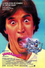 INNERSPACE (1987) ORIGINAL MOVIE POSTER  -  STYLE B  -  ROLLED