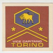 Figurina Panini Calciogrado in Texilina Torino Vice Capita Calciatori 74 - 75